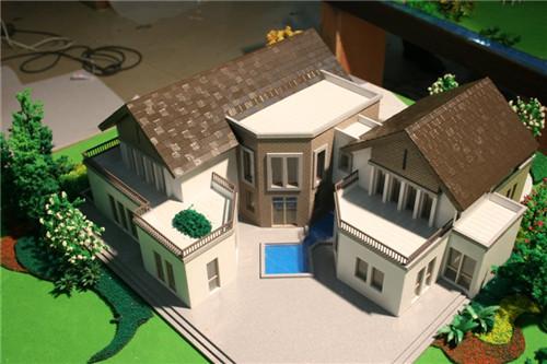 别墅户型模型
