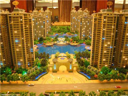 武汉房地产模型