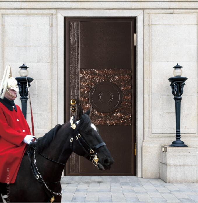 梵蒂斯16德式铸铝装甲门