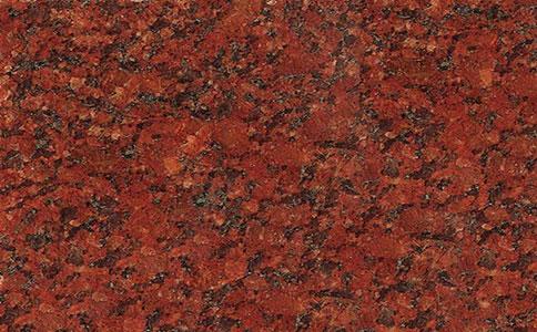 贵州印度红石材
