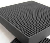 耐水蜂窝活性炭