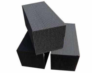 防水型蜂窩活性炭
