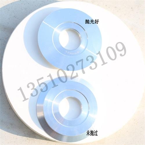 5052铝双面研磨镜面抛光加工