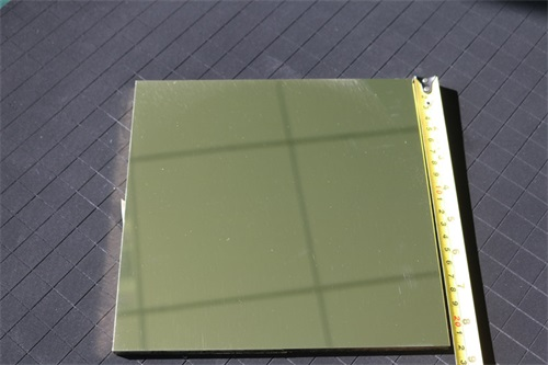 黄铜表面抛光加工