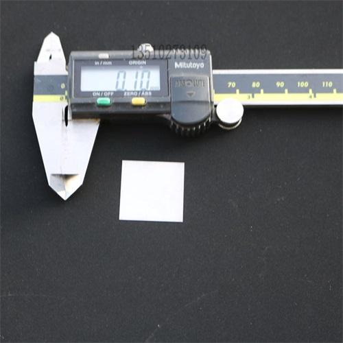 不锈钢304厚度为0.1mm薄片双面研磨镜面抛光加工