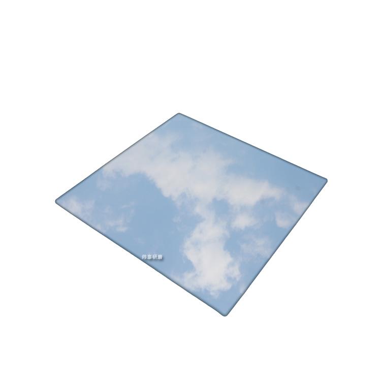45#钢板平面研磨镜面抛光加工