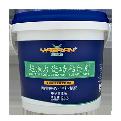 超强力瓷砖粘结剂