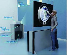 四川玻璃影像系统