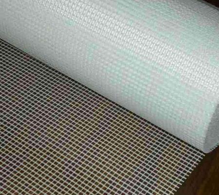 抗裂纤维网格布