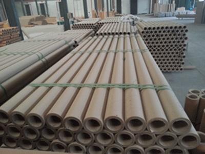 【多图】纸管的生产过程 纸管的质量取决于工艺