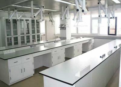 实验室万向罩安装