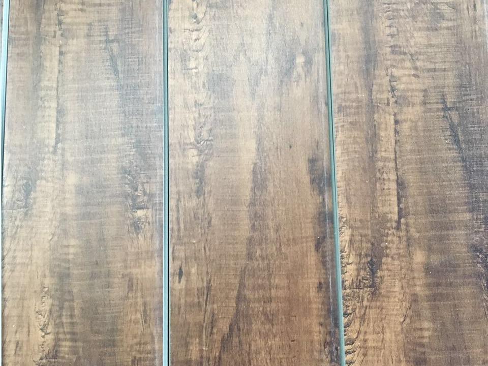 木塑地板板价格