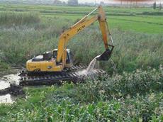 湖北水陆挖掘机