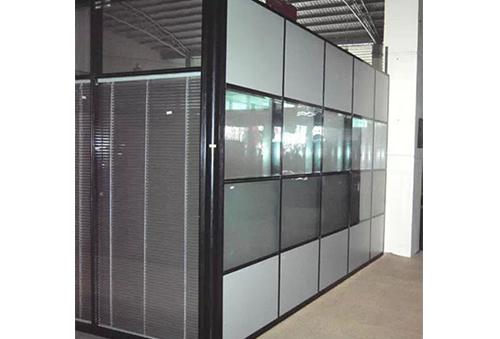重庆防火办公玻璃隔断