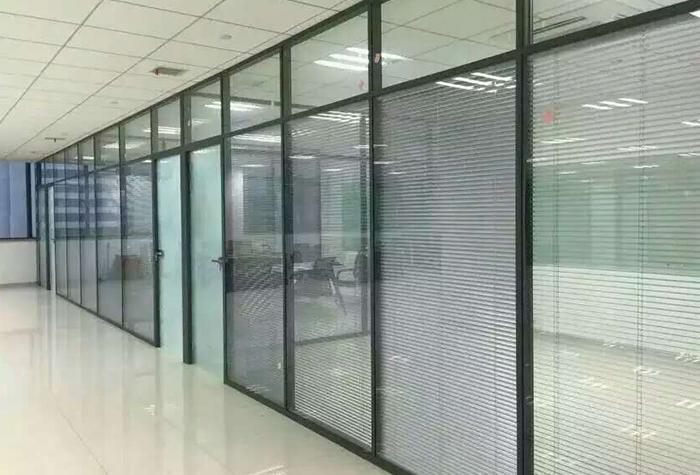 重庆双玻隔断墙公司