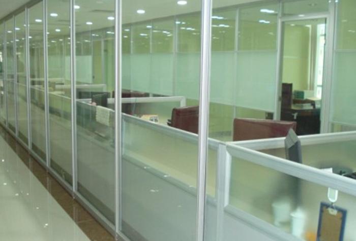 防火办公玻璃隔断