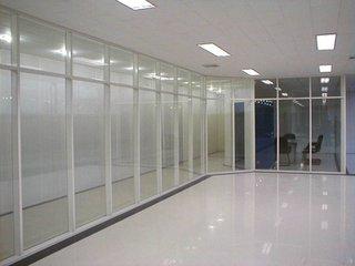 重庆办公室玻璃隔断