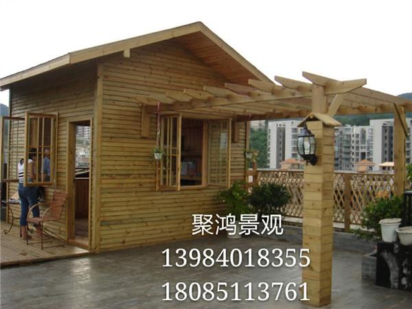 贵州木制别墅