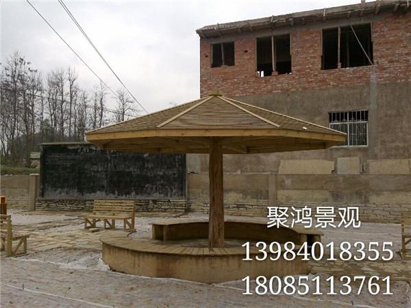 毕节贵州防腐木凉亭