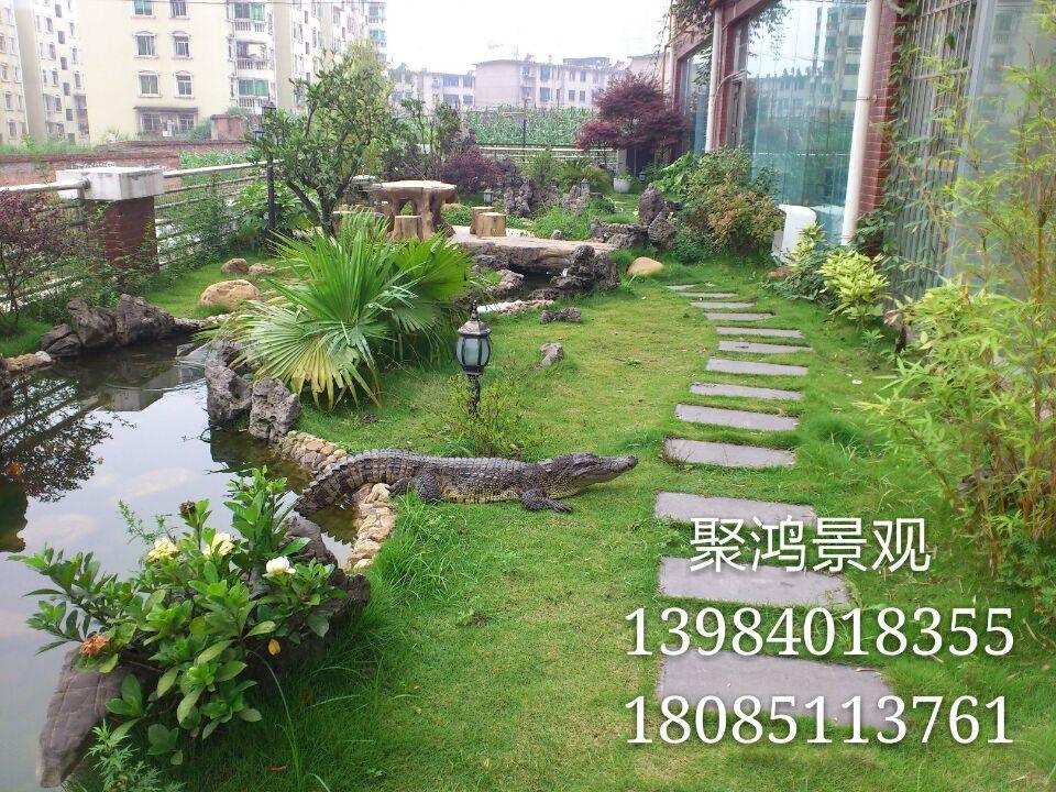 私家花园园林景观