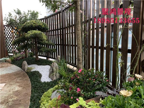 贵州别墅花园设计