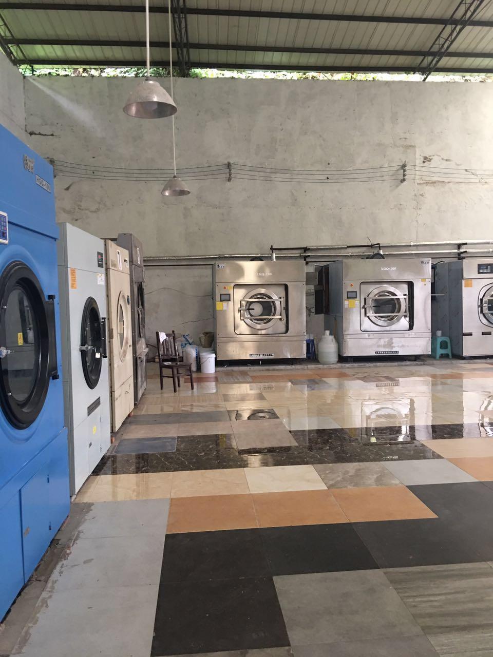 洗衣厂全自动洗脱机