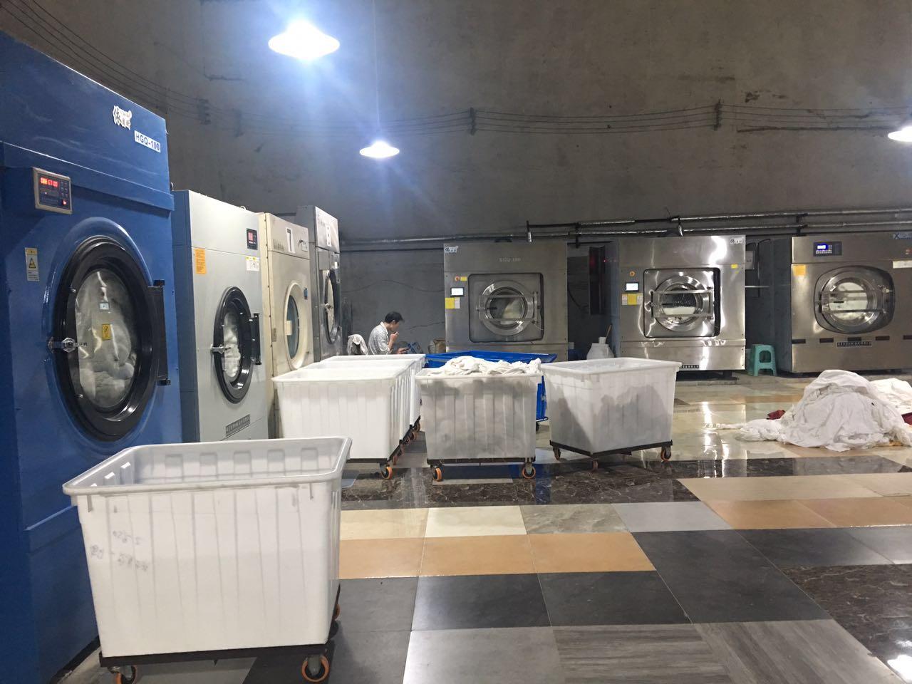 洗衣廠普通干洗機