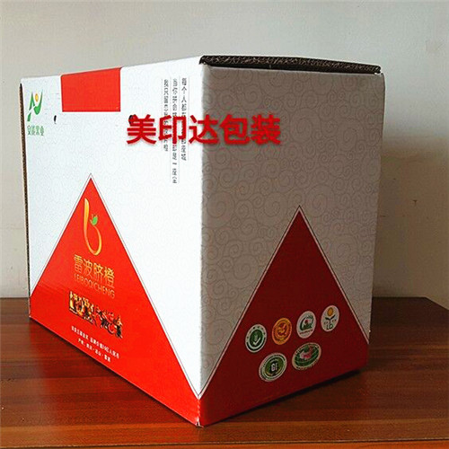 成都水果包裝盒製作