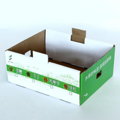 成都果蔬紙箱