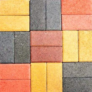海绵城市专用透水砖