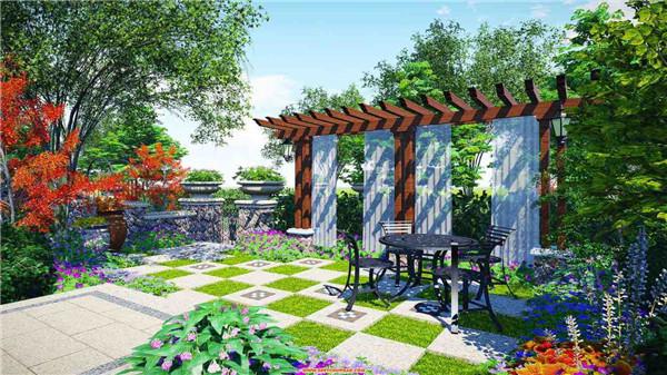 成都花园防水施工