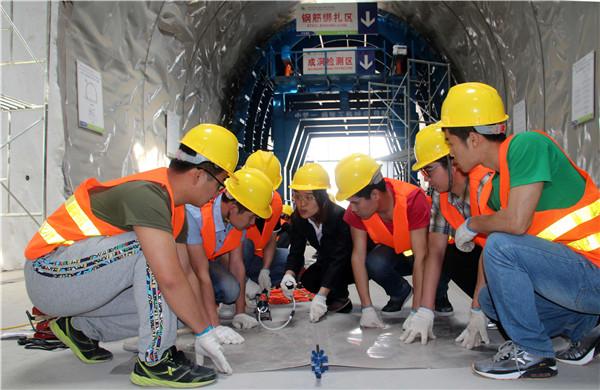 成都隧道防水公司