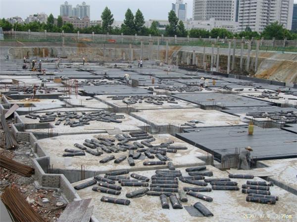 西方地下室防水施工
