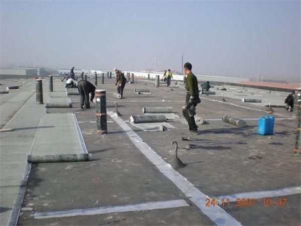 成都屋面防水施工