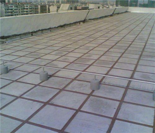 屋面保温隔热施工