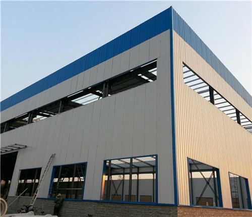 德阳钢结构厂房防水