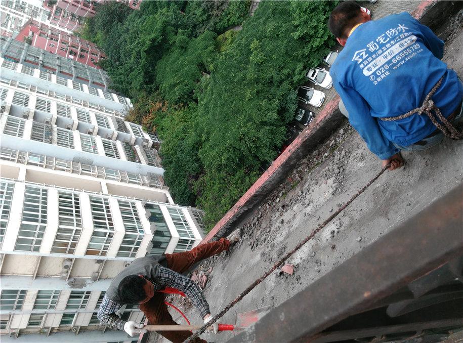 坡屋面防水