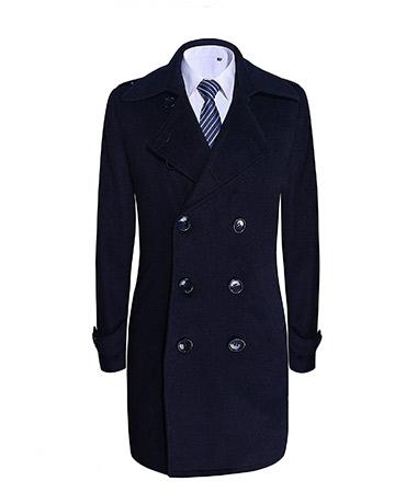 男士大衣M89001