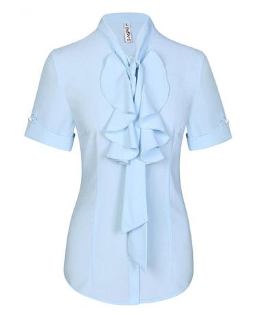 短袖衬衫WD66013