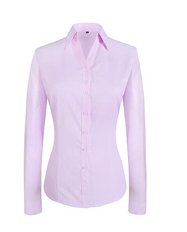 山东工作服长袖衬衫