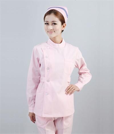 粉色职业装