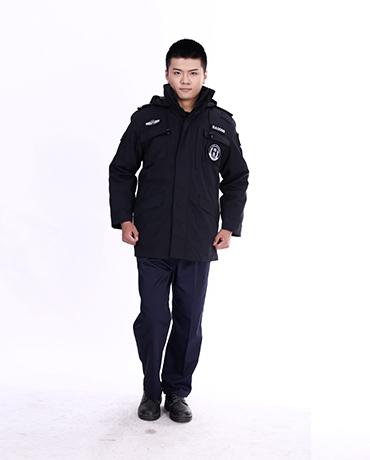 济南冬季保安服定做批发