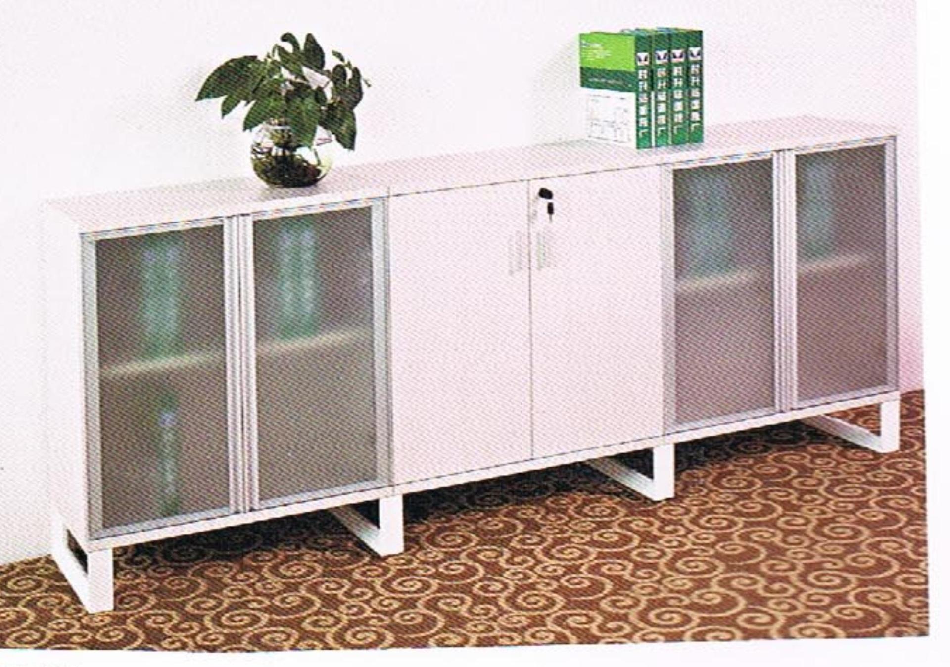 办公花台矮柜