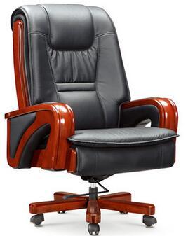 实木大班椅