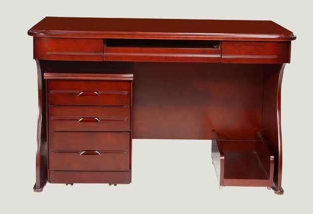 重庆实木电脑桌椅