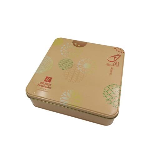 方形马口铁盒