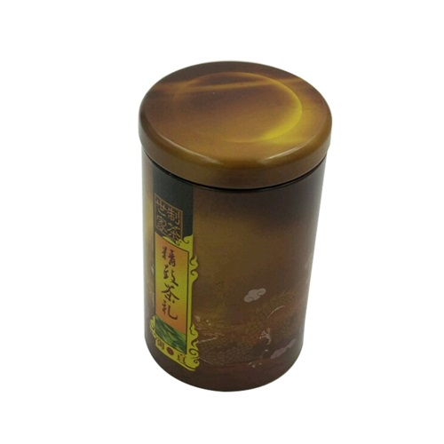金属茶叶罐