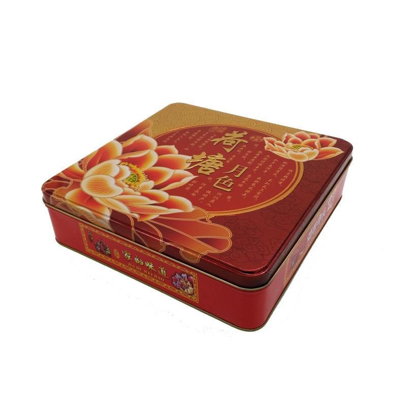 食品饼干铁盒