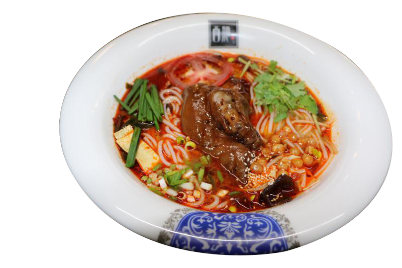 猪蹄火锅米线