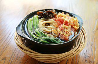 重庆番茄鸡蛋米线